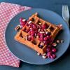waffle di zucca