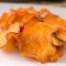 chips di patate dolci al microonde